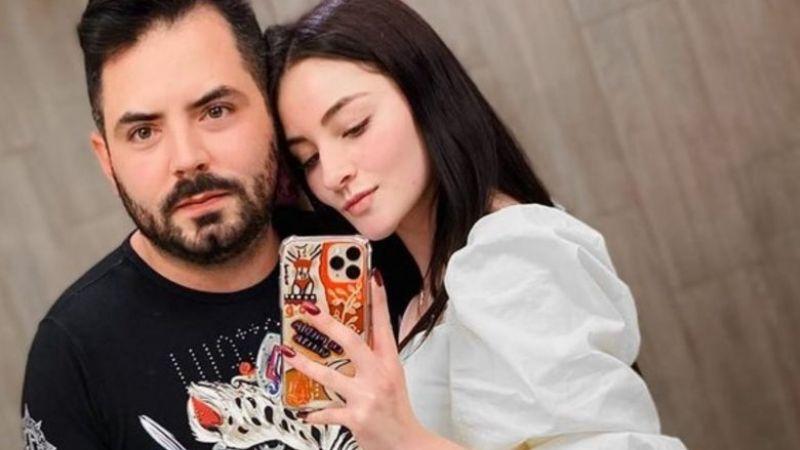 ¡No se midió! José Eduardo Derbez confunde a su novia con famosa actriz de Televisa