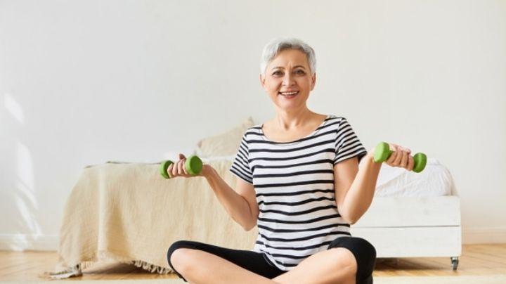 Mantente joven con estos ejercicios que evitar el envejecimiento prematuro