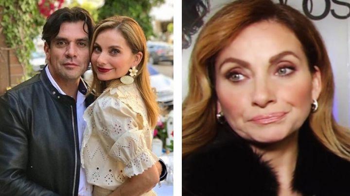 Drama en Televisa: Elizabeth Álvarez confiesa en 'Hoy' que tuvo crisis de pareja con Jorge Salinas