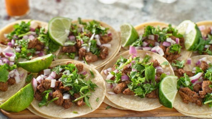 Celebra el día del taco sin remordimientos al identificar cual tiene menos calorías