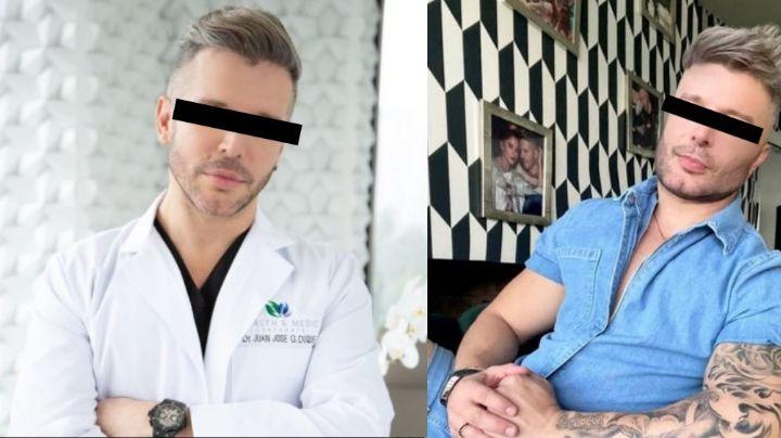 Golpe al 'Cirujano de las Estrellas': Tras su arresto, lo acusan de 'gotear' a un joven para violarlo