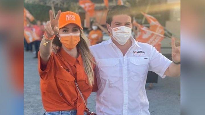 ¿Otra caída? De aventura en aventura, así viven la campaña Mariana Rodríguez y Samuel García