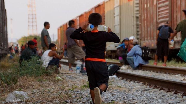 Viajaba solo: Hallan a niño hondureño de 4 años en la frontera mexicana
