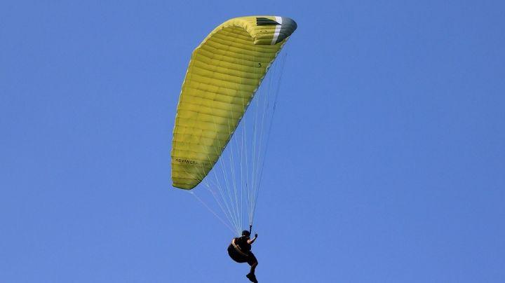 Fatal caída: Declaran muerto a deportista que se lanzó de un monte en paracaídas