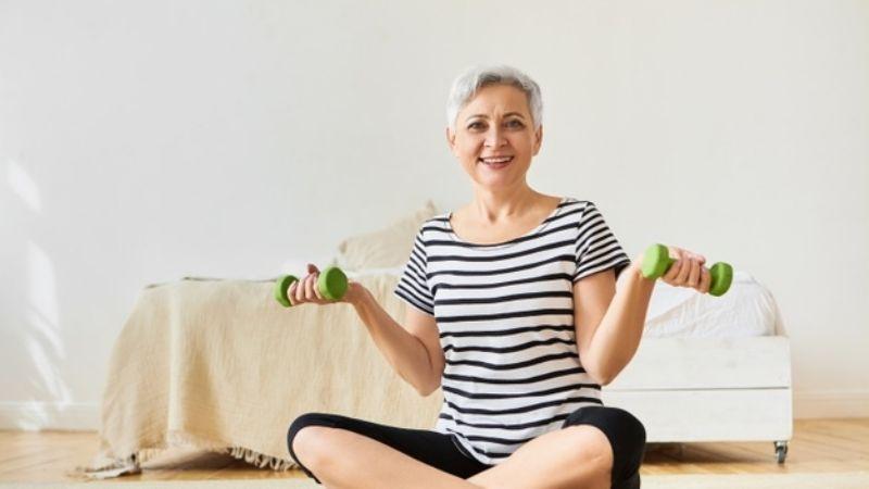 Continúa cuidándote: Conoce los beneficios de hacer ejercicio durante la menopausia