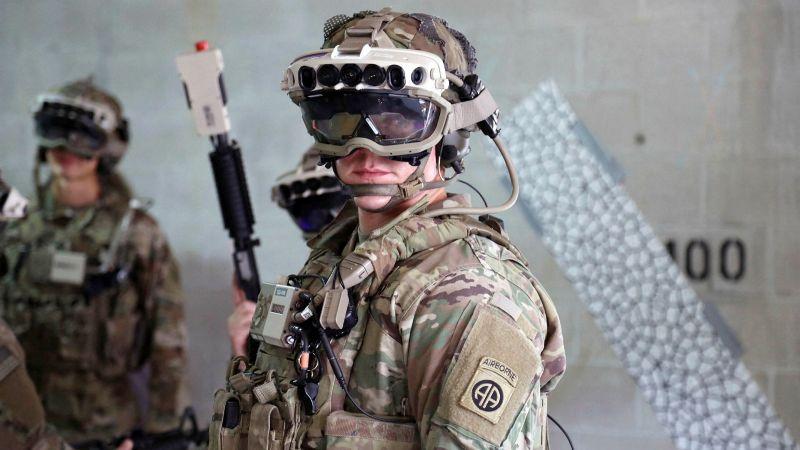 Microsoft desarrolla dispositivos de realidad aumentada para el Ejército de EU