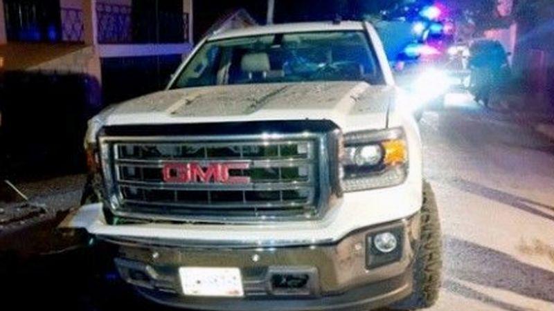 Sonora: Gatilleros rafaguean camionetas y ejecutan a dos hombres en San Luis Río Colorado