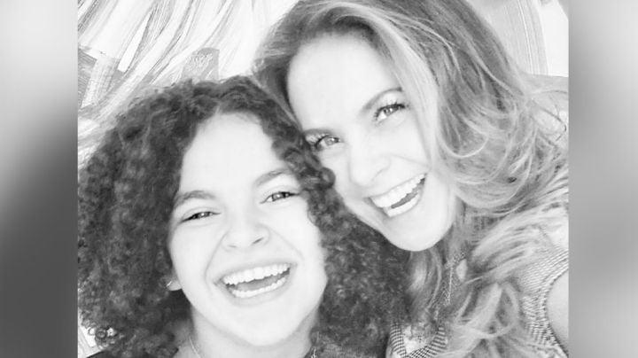 Lucerito Mijares, hija de Lucero, estrena cuenta de Instagram con tierna foto de su niñez