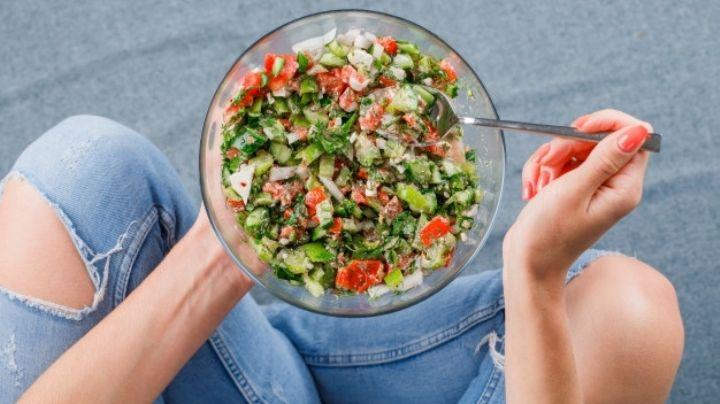 Conoce todos los beneficios que la dieta mediterránea verde tiene para tu vida