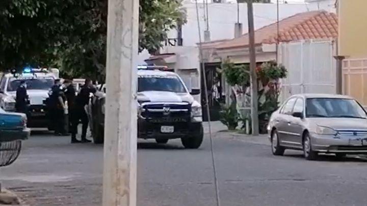 'El León' es brutalmente acribillado por sicarios en Ciudad Obregón; estaba en un domicilio