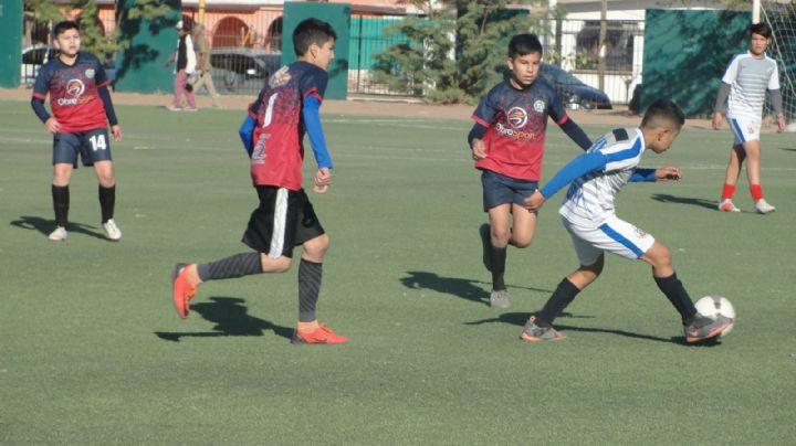 Las semifinales del torneo juvenil de futbol de Cajeme categoría A quedan definidas