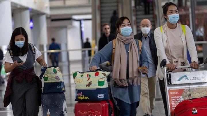 Turistas que viajen a China deberán hacerse la prueba contra Covid-19 vía rectal
