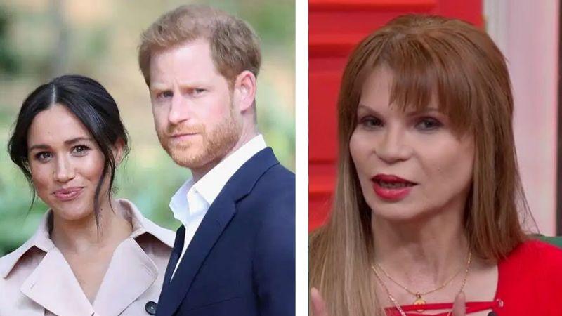 Mhoni Vidente revela oscuro secreto de la relación de Meghan Markle y el Príncipe Harry
