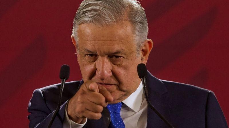 AMLO se va contra exfiscal de Guerrero; lo acusa de atacar a Félix Salgado Macedonio