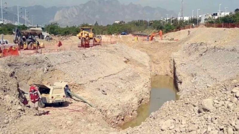 Muere por el impacto de una enorme piedra en Nuevo León; autoridades ya investigan los hechos