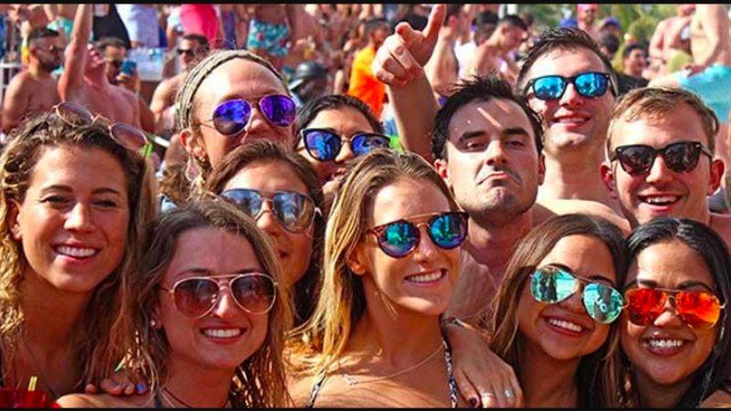 Golpe al turismo: EU pide no viajar a México durante el 'spring break' por el Covid-19