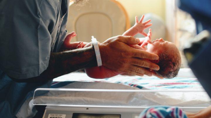 Lamentable: Muere recién nacido por negligencia médica en el IMSS; CNDH pide culpables