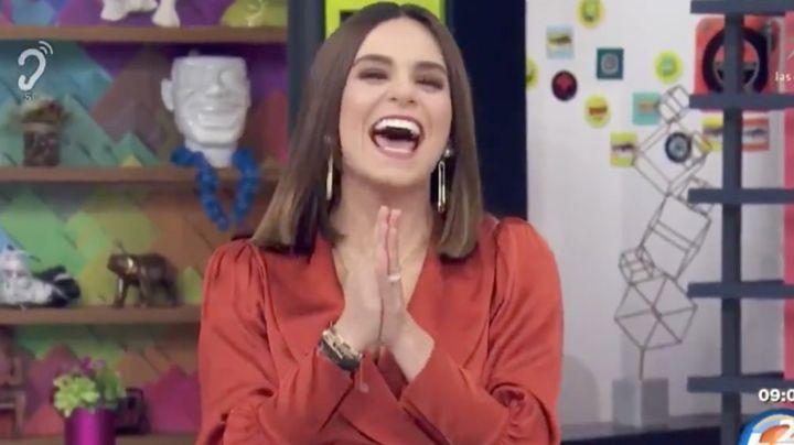 ¡Adiós Galilea Montijo! Tania Rincón llega a 'Hoy' y causa furor; piden a Televisa que la contrate