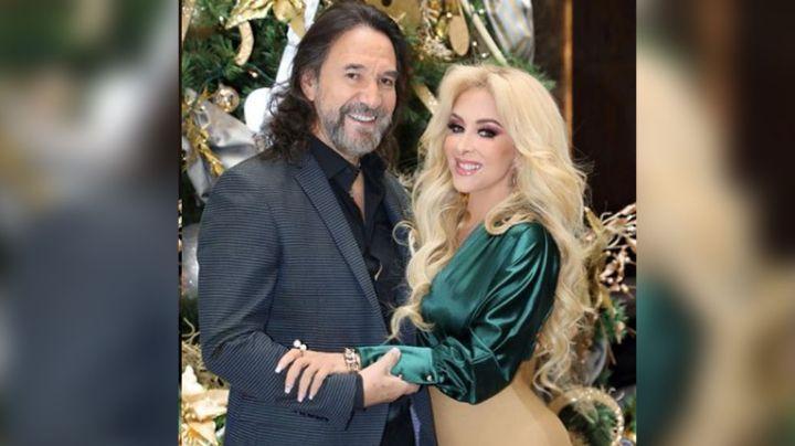 ¿Se separan? Tras 27 años casados, Marco Antonio Solís le da inesperada noticia a Cristy Salas