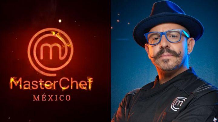Tras despido de TV Azteca y 'veto' de Televisa, Chef Benito arremete contra 'MasterChef'