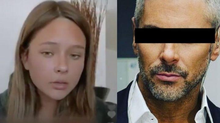 VIDEO: Valeria explota y revela TODO tras acusar a su padre, un actor de Televisa, de violación