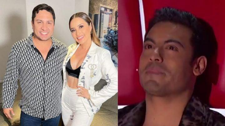 ¿Adiós Carlos Rivera? Cynthia Rodríguez enciende 'VLA' con coqueto baile junto a otro cantante