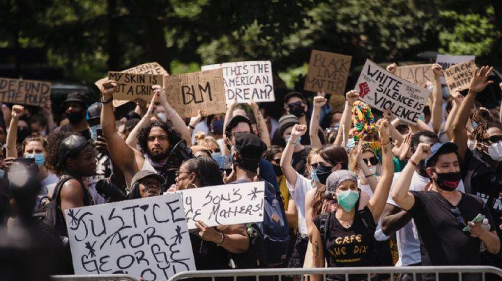 """¡De no creerse! Atropellar a manifestantes """"con precaución"""" podría ser legal en Estados Unidos"""