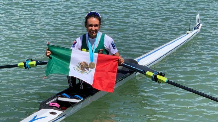 ¡Con boleto a Tokio! La mexicana Kenia Lechuga aseguró su pase a los Juegos Olímpicos