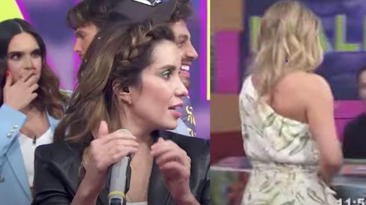 ¿Adiós 'Hoy'? Andrea Legarreta enfurece en vivo y abandona foros de Televisa