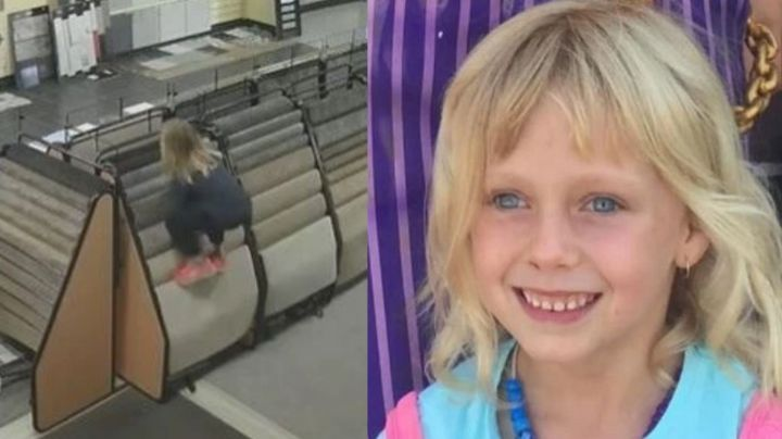 De terror: Niña de 7 años MUERE aplastada frente a su propio padre; filtran el trágico VIDEO