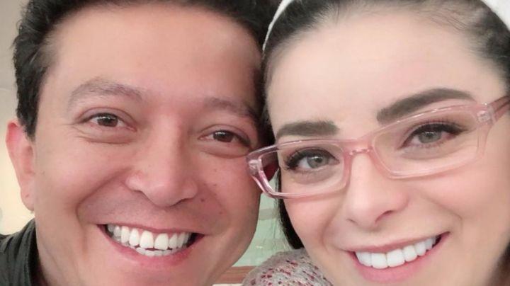 """Violeta Isfel y su esposo deciden que son """"inmunes"""" al Covid-19, pero continúan cuidándose"""