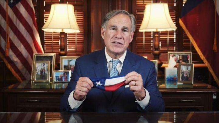 Texas: Greg Abbott responde a críticas en su contra tras eliminar el uso de cubrebocas