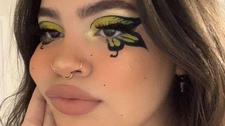 Maquillaje de ojos 'aesthetic': Descubre la nueva tendencia de TikTok que fascina a las jóvenes