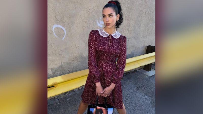 Dua Lipa y el inesperado cambio de 'look' que impresiona a todo Instagram