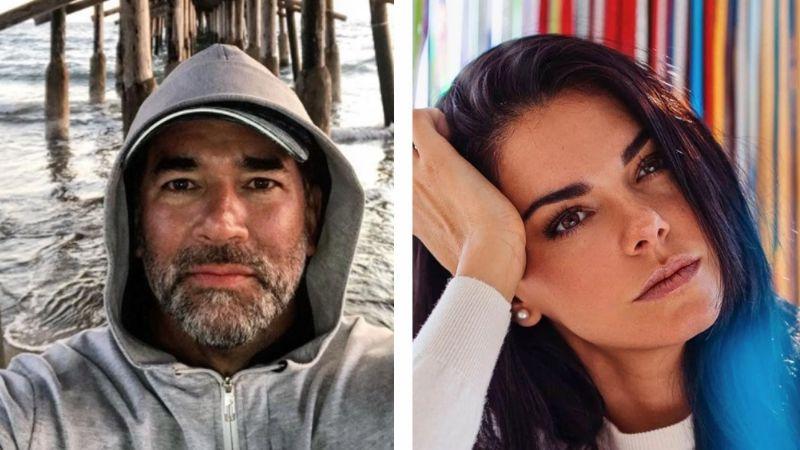 "Eduardo Santamarina manda recadito a Livia Brito tras golpear a paparazzi: ""Es su chamba"""