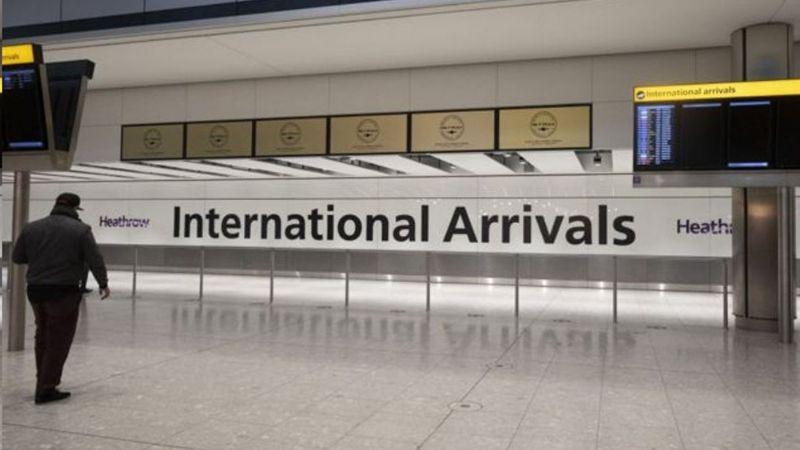 ¡Alerta! Reino Unido identifica a la persona infectada con la variante brasileña de Covid-19