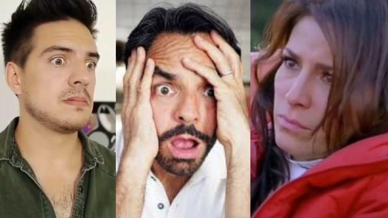 ¿No soporta a su madrastra? Vadhir deja en ridículo a Eugenio Derbez y a Alessandra