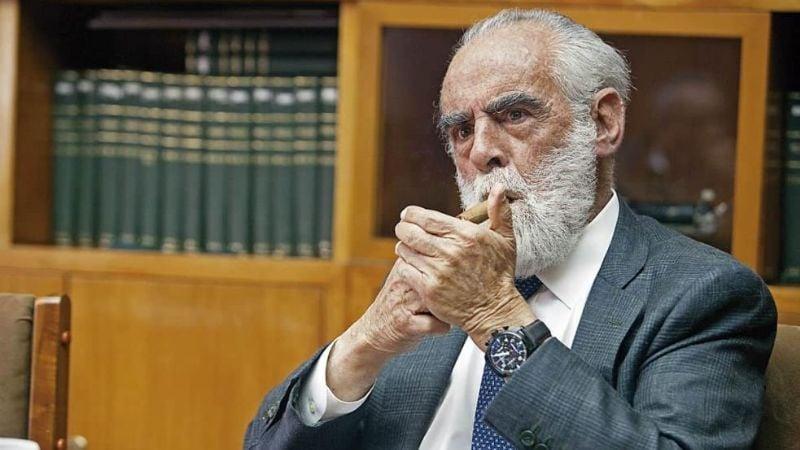Diego Fernández de Cevallos responde a AMLO por exponerlo en la mañanera