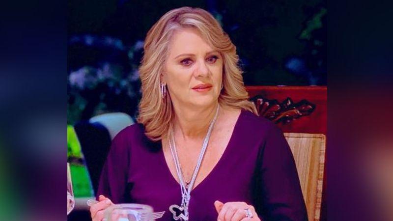¿Pleito en Televisa? Érika Buenfil estalla ante la prensa al escuchar el nombre de Eduardo Yáñez