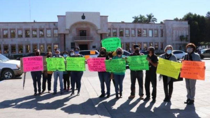 Ciudad Obregón: Jubilados del Issste alzan la voz; exigen no calcular pensiones con UMA