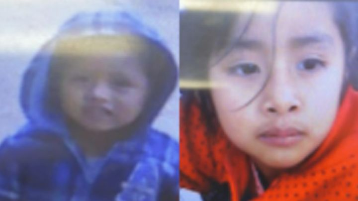 FGJE de Sonora activa Alerta Amber por desaparición de dos niños de 2 y 4 años