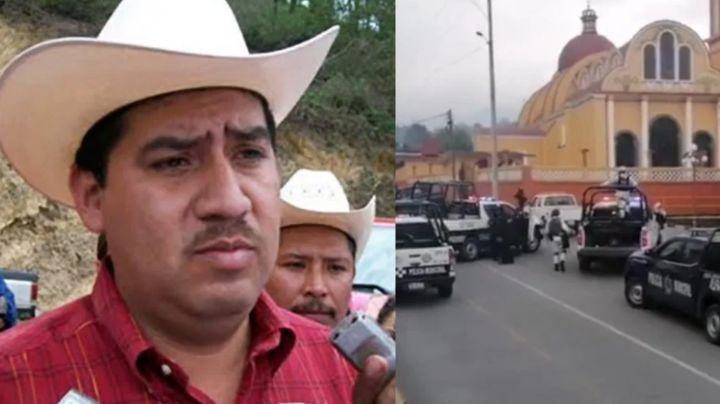 VIDEO: Así fue el brutal asesinato de exalcalde PRI; lo emboscaron a tiros a plena luz del día