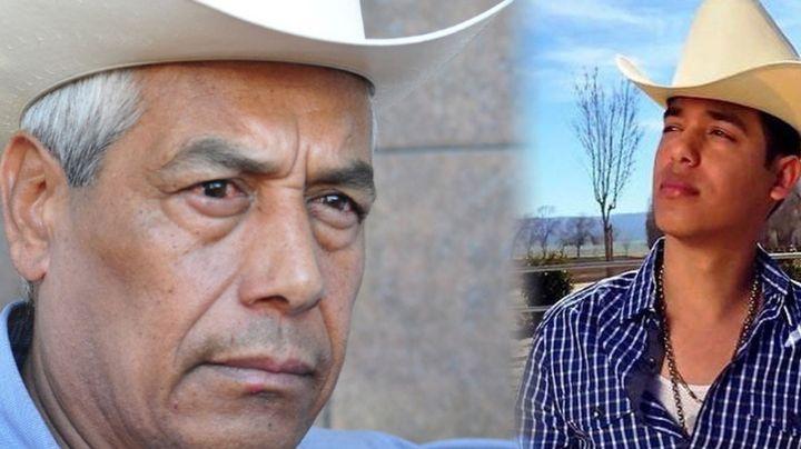 Entre lágrimas, papá de Ariel Camacho habla de la salida que acabó con la vida del cantante