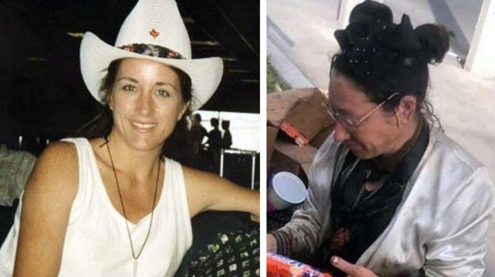 Tras 27 años desaparecida, localizan sana y salva a mujer texana en calles de Monterrey