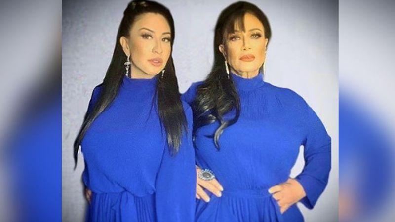 ¡De no creerse! Hija de Marco Antonio Solís canta junto a la primera esposa del cantante
