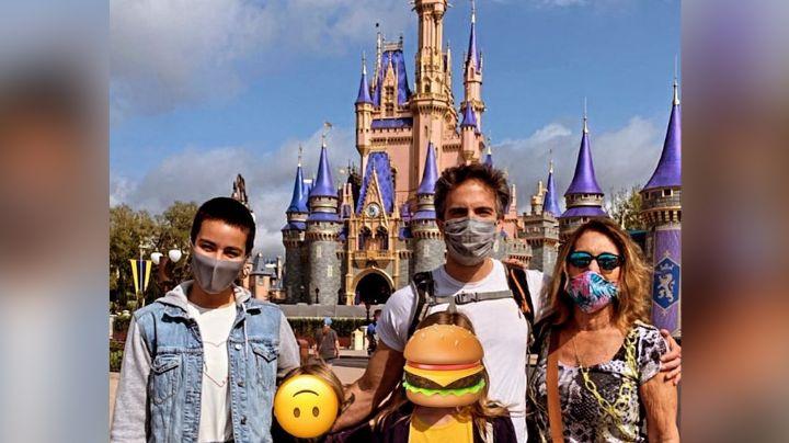 Una familia feliz: Esmeralda Pimentel presume vacaciones con Osvaldo Benavides e hijos