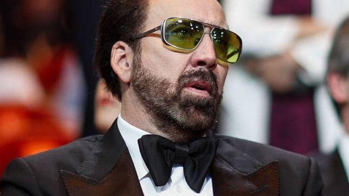 ¡No hay quinto malo! Nicolas Cage se casa con mujer 30 años más joven que él