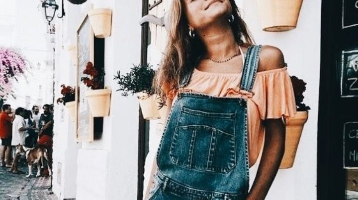 Luce tus overoles en esta temporada de calor con estas ideas de 'outfits' frescos