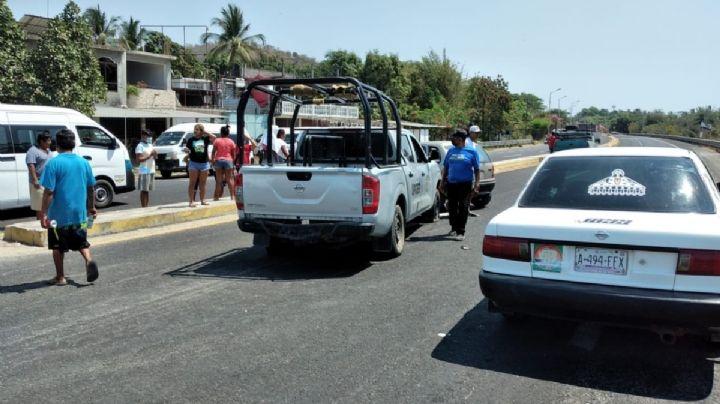 Enfrentamiento armado en Guerrero deja al menos cinco detenidos y tres personas sin vida