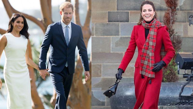 No solo Meghan y Harry: Investigación de la Reina Isabel II por maltrato incluiría a Kate Middleton